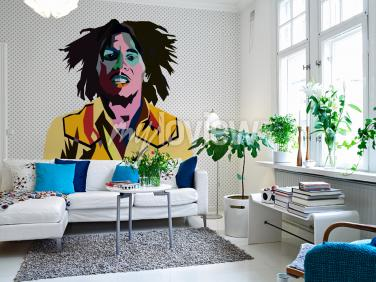 Fototapet Bob Marley