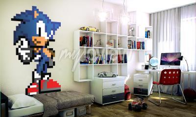 Fototapet Sonic R