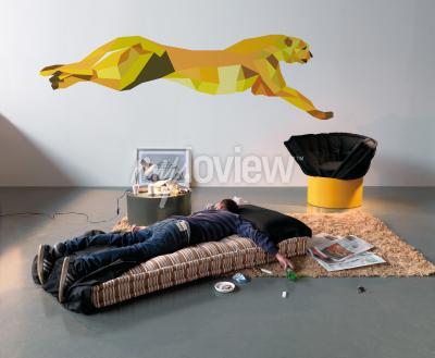 Fototapet gepard