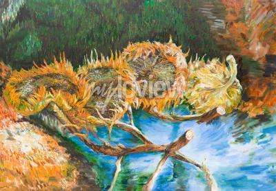 Canvastavlor Vincent Van Gogh