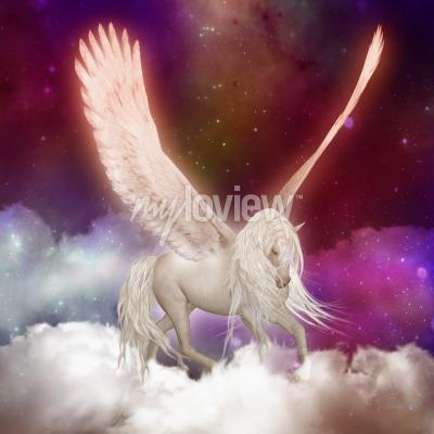 Fototapet Pegasus