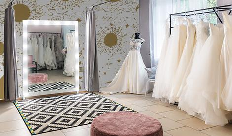 Bröllopssalong