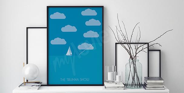 Filmaffisch Truman Show