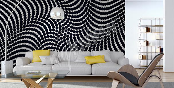Fototapet abstrakt spiral