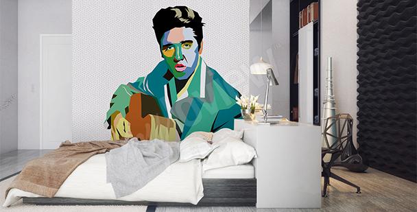 Fototapet Elvis Presley