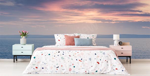 Fototapet med hav till sovrummet