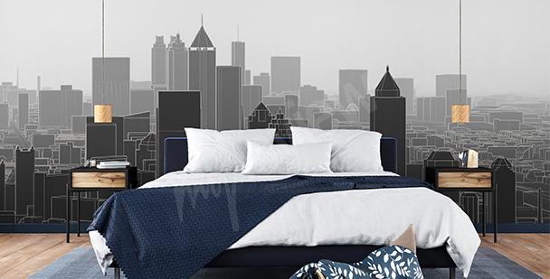 Fototapet New York i 3D